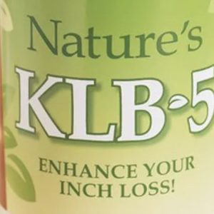 KLB-5 bottle