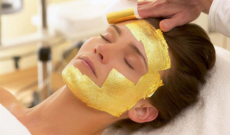 Luxury facial image